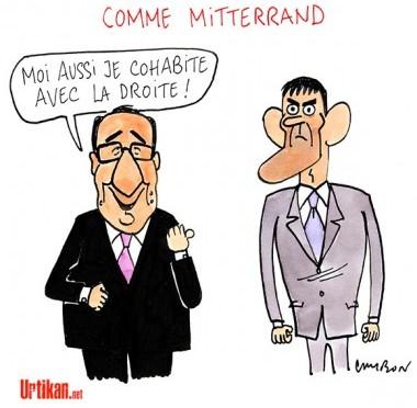 Pépère aussi Valls…