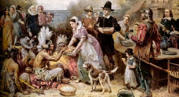 Aux origines de Thanksgiving…