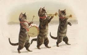 Fillon avec tambours et Trumpettes !