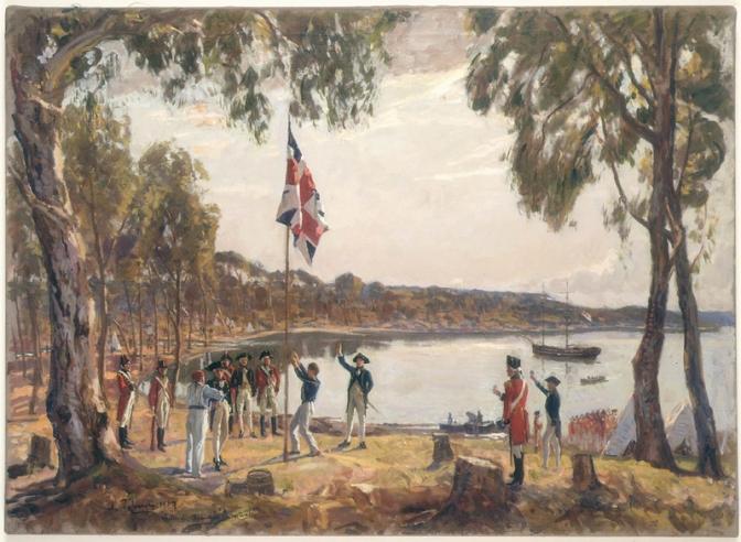Dernier Australia Day ?