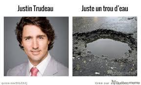 Justin « Waterhole » Trudeau : dernier sujet de sa Majesté ?