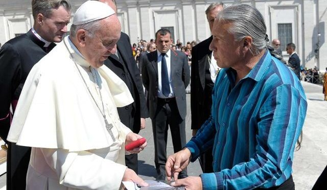 Le Vatican et son héritage de domination par Steven Newcomb
