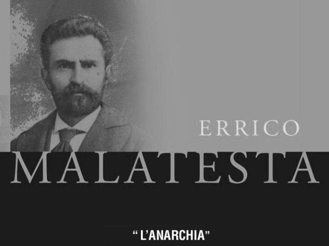 Anarchie & Organisation par Errico Malatesta {1927} via R71
