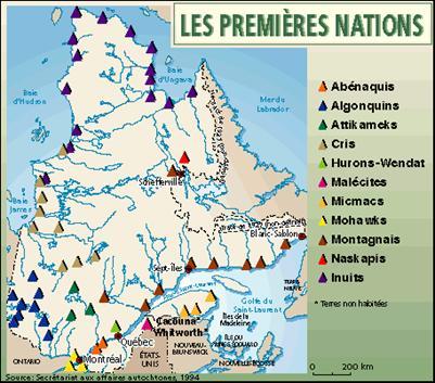 L'occupation militaire du Canada dénoncée par Mohawk Nation News