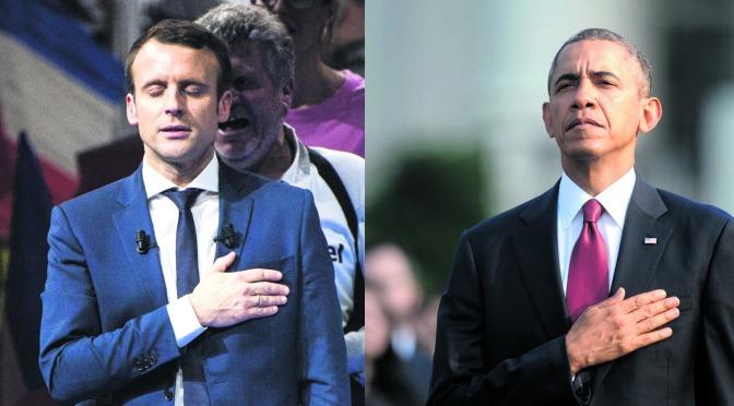 Un Macron à l'Américaine…