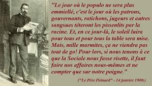 balancetonporc en 1893 du temps du Père Peinard… | jbl1960blog