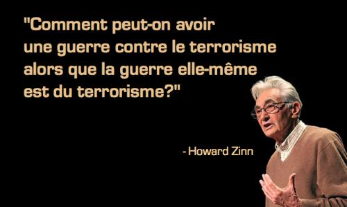 Attentats terroristes «manipulés» en cours…