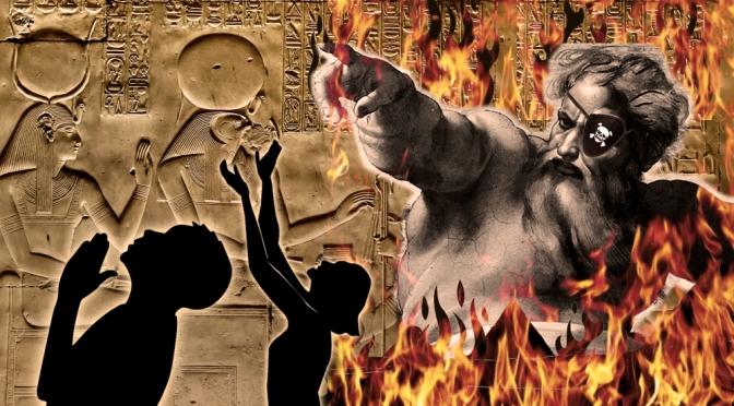 Pourquoi donc les Égyptiens ne se convertirent pas en masse après les 10 plaies bibliques ? Dr. EZZAT + MàJ du PDF