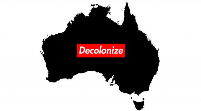 26 janvier 2018 : les australiens de papier commémorent leur fierté…