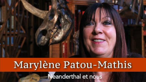 Non l'Homme ne descend pas d'un singe tueur par le Pr. Marylène Patou-Mathis (MàJ 23/03/19)