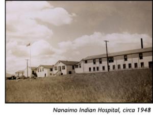 L'histoire interdite, et censurée de l'Hôpital pour Indiens de Nanaimo en Colombie-Britannique