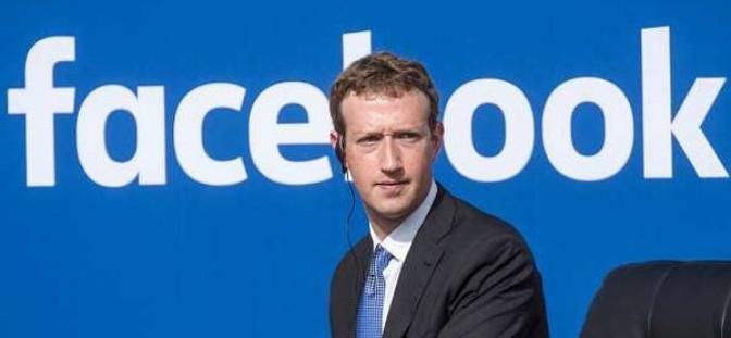 Mark Zuckerberg est d'humeur très Mossad finalement !