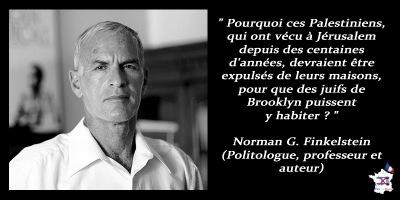 Nous vous avons prévenu ! par Norman Finkelstein – 13 mai 2018