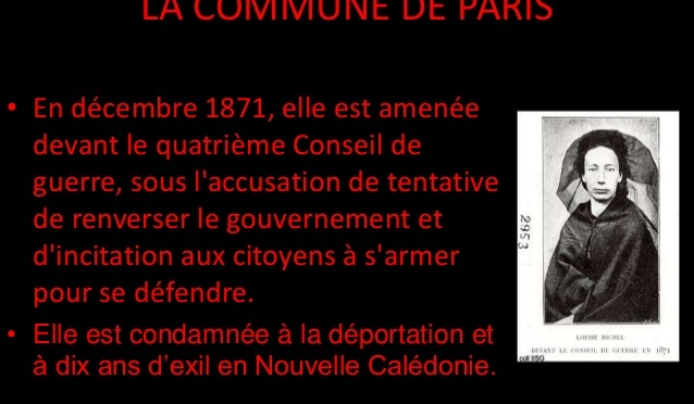 De la Commune à la pratique anarchiste avec Louise Michel (1830 – 1905) en version PDF gratuite