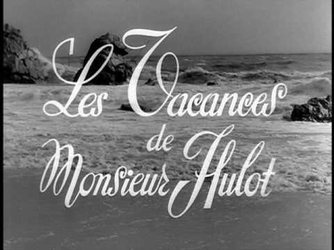 La vacance de M. Hulot !