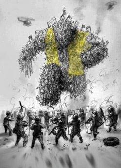 Opération muselage en cours par Macron & Tout son orchestre ! MàJ du 19/01/19 = Acte X des Gilets Jaunes