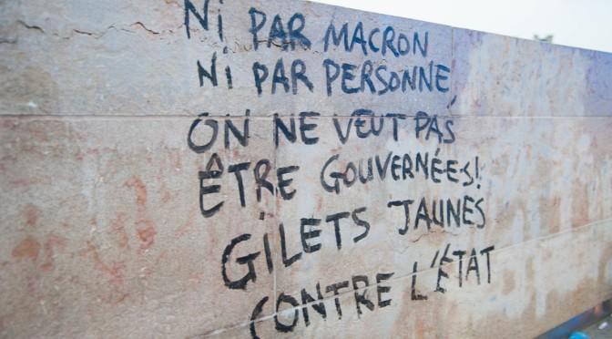 Solidarité des Gilets Jaunes de Commercy (Meuse – France) avec la révolution au Rojava (Vidéo) et je rajoute mon grain de sel…