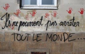 Solidarité – Union – Persévérance – Réflexion et Action pour l'Acte XV !