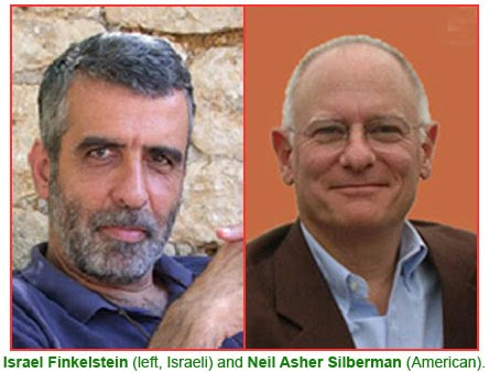 L'essentiel de traduction de « La Bible 'Déterrée' » d'I. Finkelstein et Neil A. Silberman en version PDF