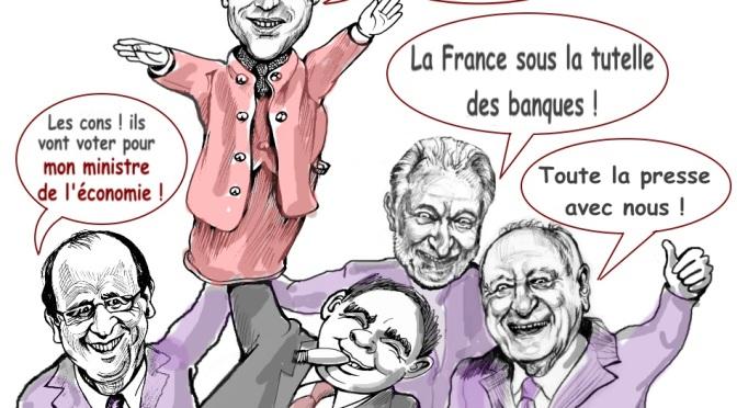 Macron, lâché par ses soutiens et l'oligarchie mondiale ! Par Algarath du Comité Valmy et je rajoute mon grain de sel…