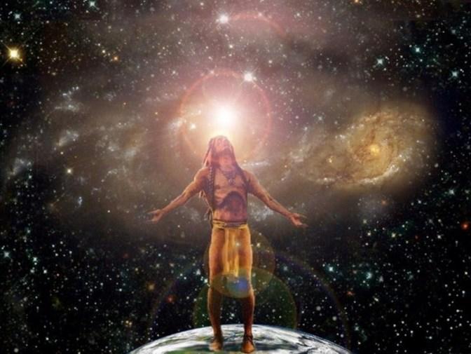 La Vie est une église, l'Univers est notre temple…