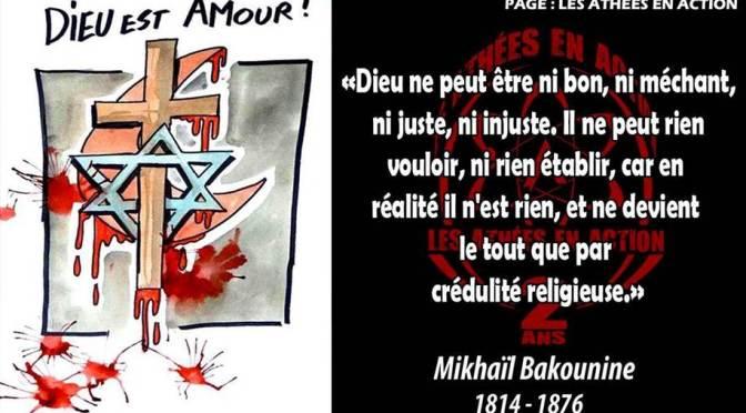 ANALYSE POLITIQUE : La théorie identique de l'Église et de l'État de Michel Bakounine, 1869 (Version PDF)