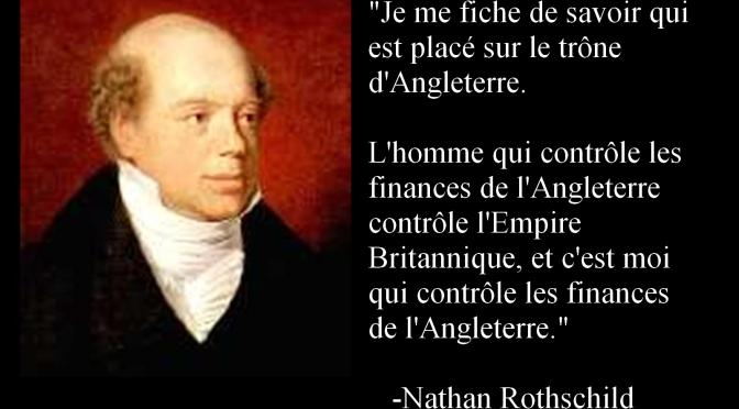 Les Sud-Africains disent que les Rothschild vampirisent l'économie du pays de Jonas Alexis (Source VT)
