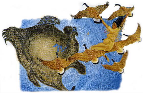 PIÈGE À RATS POUR LES AFFAIRES INDIENNES par Mohawk Nation News – Traduit, complété & enrichi par JBL