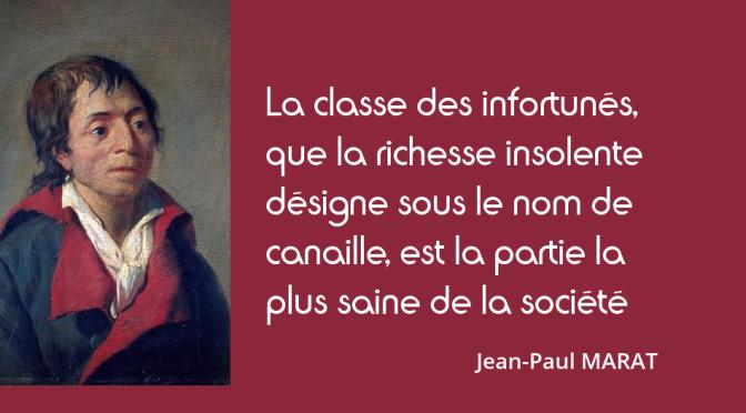 Les vrais amis du peuple – Révolution Française (1789) – Nouvelle version mise à jour en décembre 2019