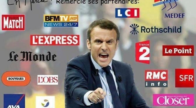 La banque Rothschild : un vivier de politiques par Le Monde Libertaire du 16/01/20