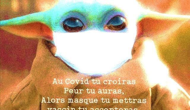 NON au port d'une MUSELIÈRE PAR TOUS, PARTOUT ! Version PDF gratos de JBL