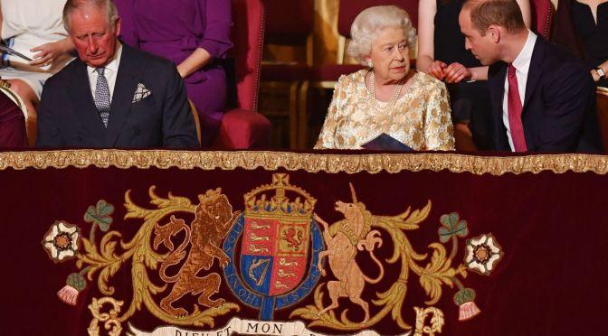 Dernier Pape, dernière Reine & Dernier Prince !?!