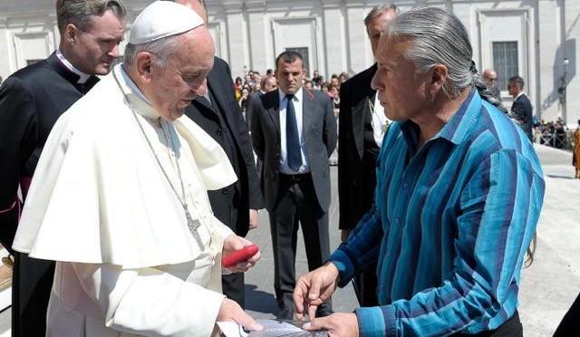 Un exorcisme, Junipero Serra et les bulles pontificales, Steven Newcomb du 21/10/20 (Traduct° R71) – Complété et enrichi par JBL1960
