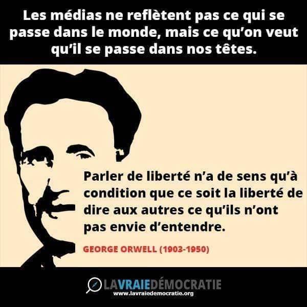 citation George Orwell