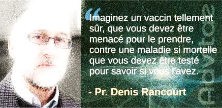 covid 19 Pr Denis Rancourt