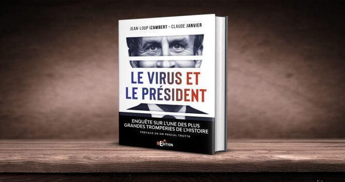 Interview de Jean-Loup Izambert et Claude Janvier, auteurs de : Le Virus et le Président, sorti le 11 Décembre 2020