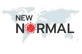 CoV19 nouvelle normalité mondiale