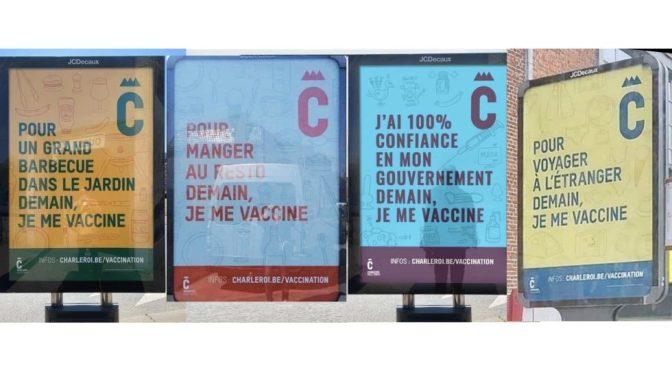 STOPPONS LE COVIDisme En Marche ! Bas les masques – NON À L'INOCULATION !