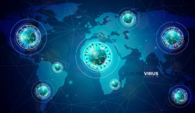 covid-19-coronavirus-outbreak-design-with-virus-cell-microscopic-view-abstract-blue-world-map-background-dangerous-sars-epidemic-illustration-promotional-banner-flyer_1314-2646