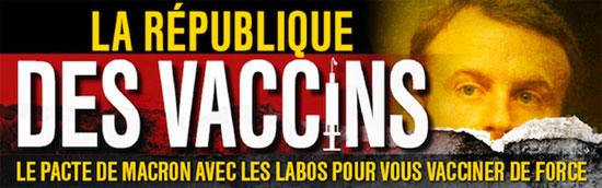 NON au paSS-sanitaire – NON aux vaXXins mortifères…