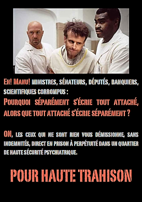 MacronLeFouFou
