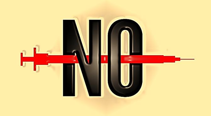 NON AU MASQ/PASS/VAXX ! ICI – IMMÉDIATEMENT – D'OÙ-NOUS SOMMES !