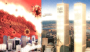 coronavirus 11 septembre 2001