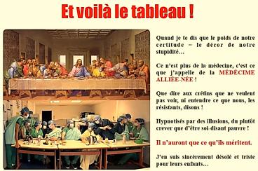 ET VOILA LE TABLEAU RIEN 22 09 21