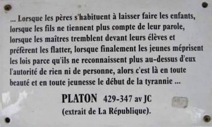 PLATON RIEN 28 09 21