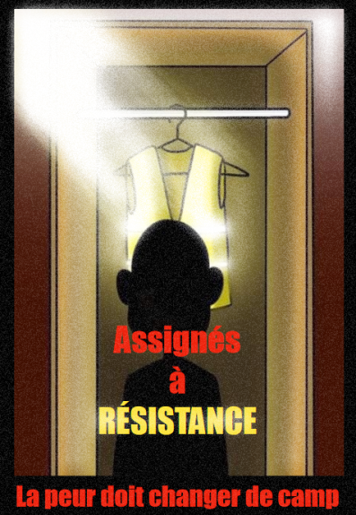 ASSIGNÉS À RÉSISTANCE RIEN 15 10 21