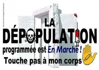 DEPOPULATION par INJECTION OGM